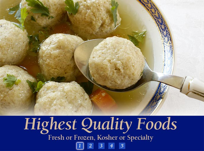 Welcome to A&L Foods - Your Source For Fine Kosher